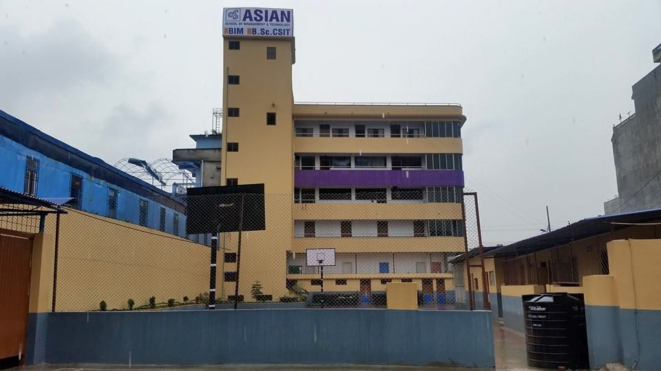 Asian School of Management &Technology