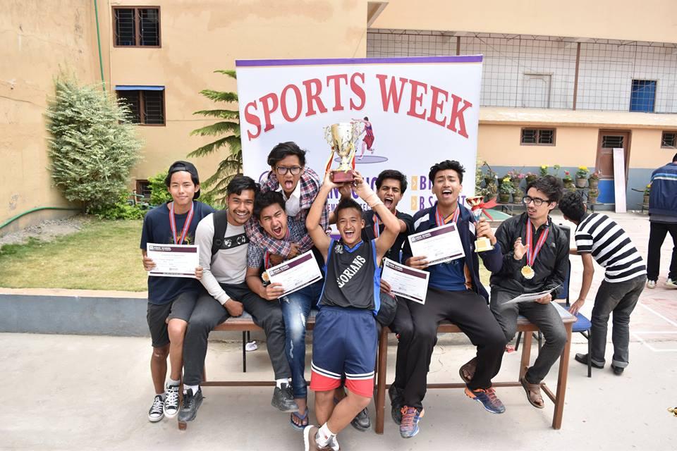 Sports Week 2017
