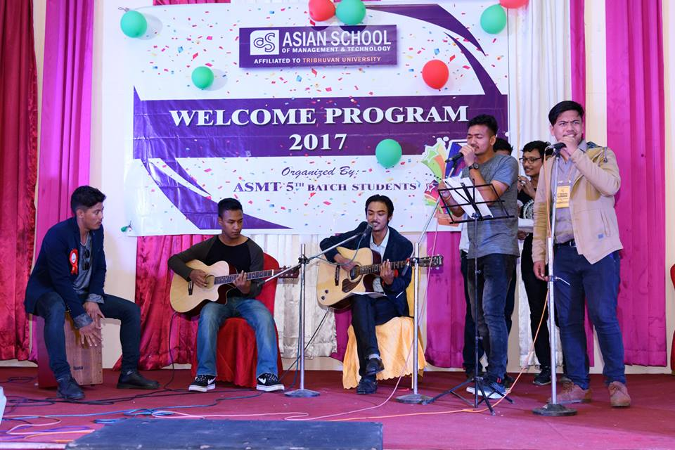 Welcome Program 2017